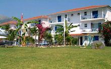 Foto Aparthotel George in Nidri ( Lefkas)